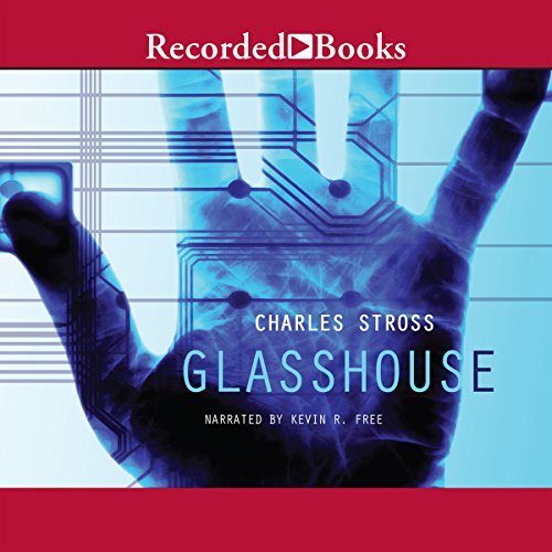 Glasshouse audiobook cover art