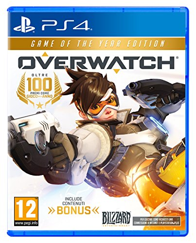 Overwatch Goty - PlayStation 4