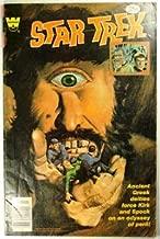 STAR TREK # 53--WHITMAN COMIC--VG