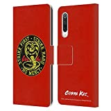 Head Case Designs sous Licence Officielle Cobra Kai Logo De Grève Graphiques Coque en Cuir à...