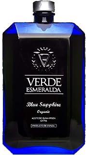 Aceite de Oliva Virgen Extra Verde Esmeralda Blue Sapphire Picual 500 ml