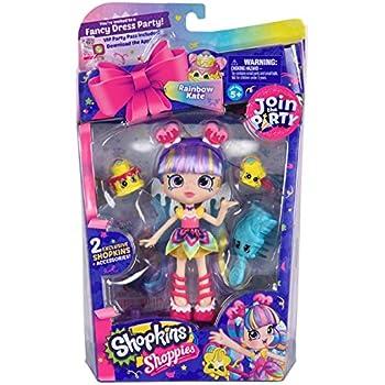 Shopkins Shoppies Party Themed Doll - Rainbow | Shopkin.Toys - Image 1