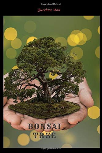 BONSAI TREE: Notebook, Journal , ( 6x9 line 110pages bleed )