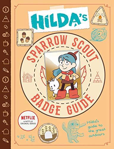 Hilda's Sparrow Scout Badge Guide (Hilda Tie-In)