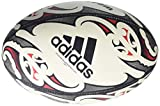 adidas unisex-adult NZRU Replica Rugby Ball White...