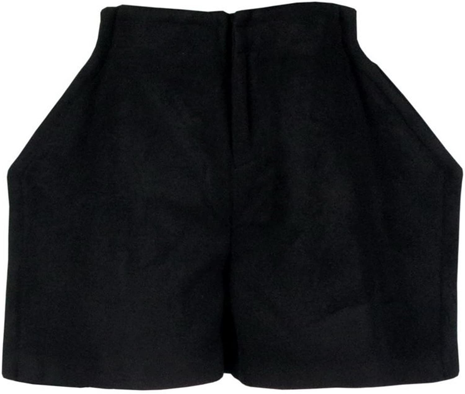 Get The Looks Structure Flat Wide Leg Shorts