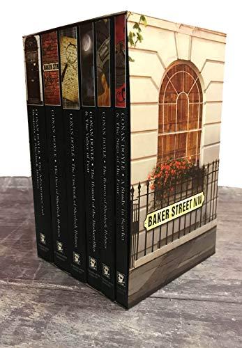 The Complete Sherlock Holmes Collection (Wordsworth Box Sets)