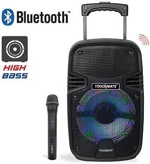 Touchmate Karaoke Party Trolley Speaker (TM-SP2300T)