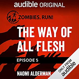 Ep. 5 (Zombies, Run!: The Way of All Flesh) cover art