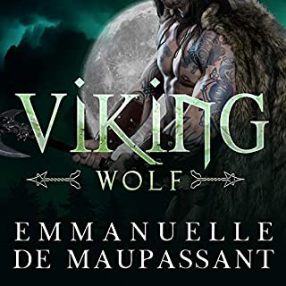 Viking Wolf audiobook cover art