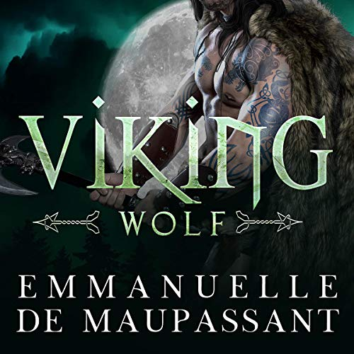 Viking Wolf cover art
