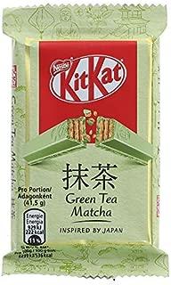 KitKat 4 Finger Green Tea Matcha 41.5g (Case of 24)