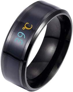 Roumin Luminous Elephant Ring Animal Pattern Decoration Ring Special Design