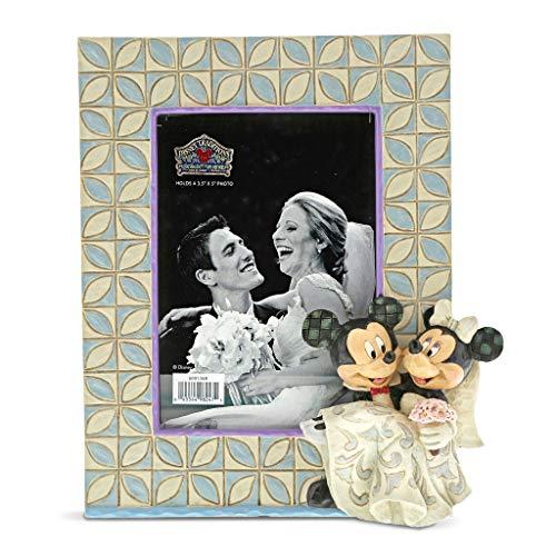 Disney Traditions Mickey & Minnie Wedding Frame