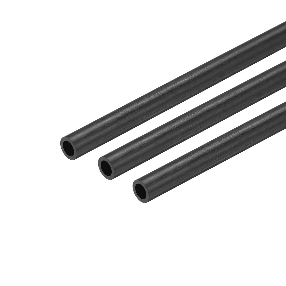 uxcell Carbon Fiber Round Tube x 200mm Wi 3mm 2mm List price Selling and selling