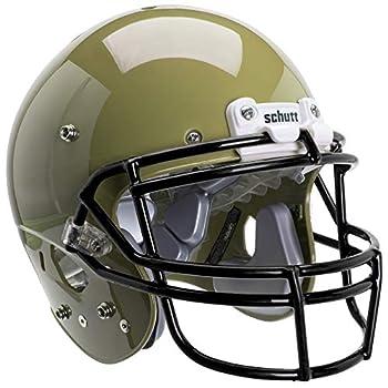 Schutt Sports Varsity AiR XP Pro VTD II Football Helmet Faceguard Not Included  Metallic Vegas Gold Medium
