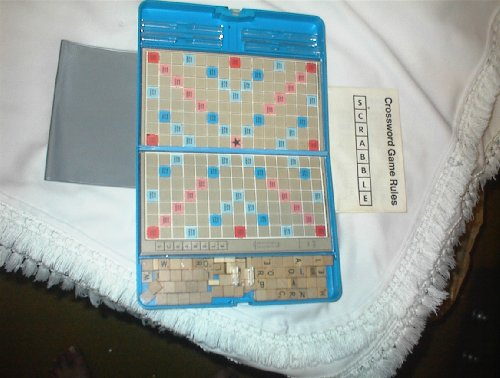 SCRABBLE Travel Edition by Selchow and Righter (1976)