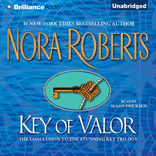 Page de couverture de Key of Valor