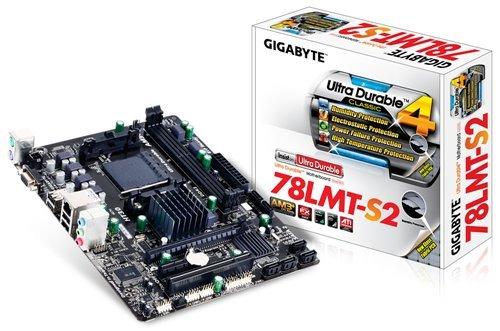 Gigabyte GA-78LMT-S2 AM3+ AMD DDR3 1333...
