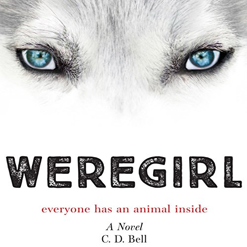 Weregirl cover art