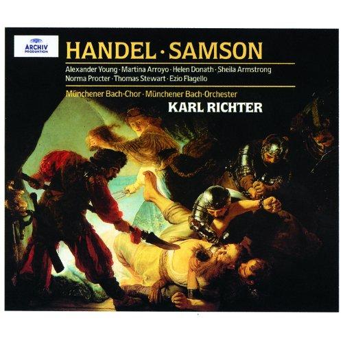 Handel: Samson HWV 57 / Act 2 - Double Chorus: 'Fix'd in this everlasting seat'