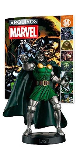 Doutor Destino - Marvel Fact Files. 32