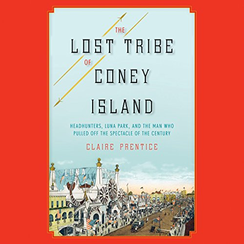 The Lost Tribe of Coney Island audiobook cover art