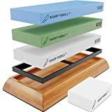 Best Chisel Sharpeners - Sharp Pebble Extra Large Sharpening Stone Set Review