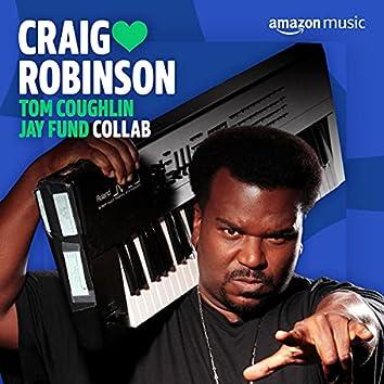 Craig Robinson Collab TCJF