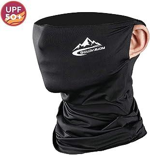 ligero Pasamonta/ñas cl/ásico de licra de Xiabing con casco de deportes se puede usar como m/áscara de esqu/í para motocicleta