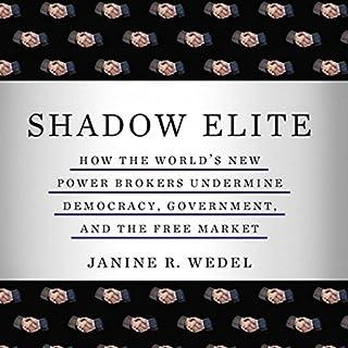 Shadow Elite audiobook cover art