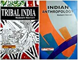 Indian Anthropology And Tribal India (Set of Two Books) By Nadeem Hasnain (Latest Edition)