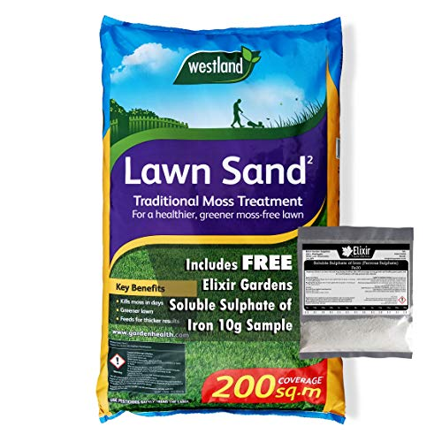 Recommended: Westland Lawn Sand