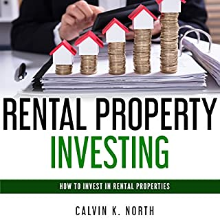 Rental Property Investing audiobook cover art