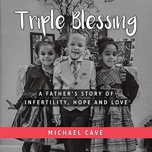 Triple Blessing Audiobook By Michael Cave cover art