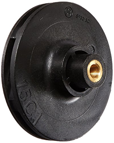 Hayward SPX3215C 1-1/2-Horsepower Impeller with Screw Replacement for Hayward Tristar SP3200EE Series Pump