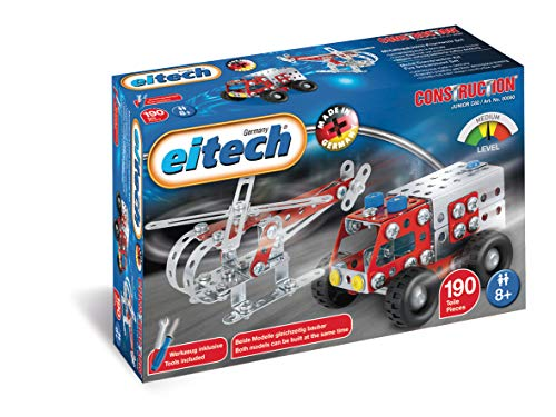 Eitech GmbH C80 Eitech Construction - Firefighters Set