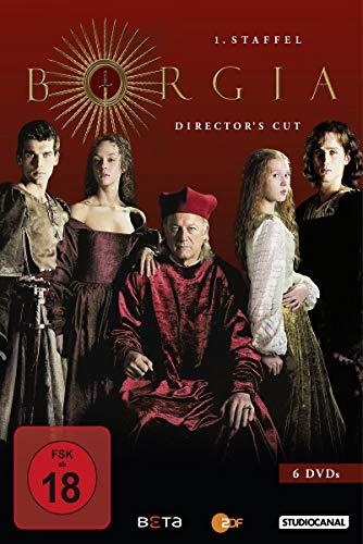 Borgia - Staffel 1 (Director's Cut) (6 DVDs)