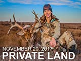 November 18 - Private Land: Kansas Decoy Hunt, First Bow Buck