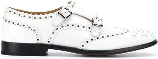 Church's Luxury Fashion Womens DO00339LGF0ABK White Monk Strap Shoes |