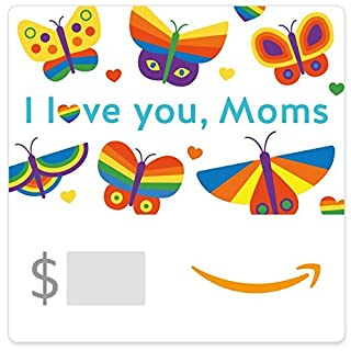 Amazon eGift Card - I Love You Moms ( Mother's Day Butterflies) (B06XW31P26) | Amazon price tracker / tracking, Amazon price history charts, Amazon price watches, Amazon price drop alerts