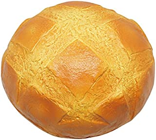 ibloom Squishies Boule de Campagne Jumbo Scented Bread Loaf Slow Rising Squishy (Perfect Brown)