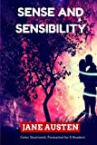 Sense and Sensibility: Color Illustrated, Formatted for E-Readers (Unabridged Version)