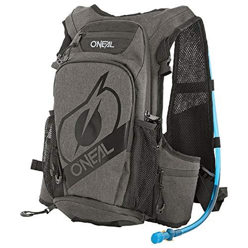 O\'NEAL | Romer Hydration Backpack Black | 12L Fassungsvermögen | Fahrrad MTB Mountainbike-Rucksack | Integriertes Trink-System | 1,5 Liter Trinkblase