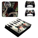 Homie Store PS4 Pro Skin - Ps4 Skins - Ps4 Slim Sticker - Star Wars PS4 Pro Skin Sticker Decal for Sony Playstation 4 Console and 2 Controllers PS4 Pro Skin Sticker Vinyl