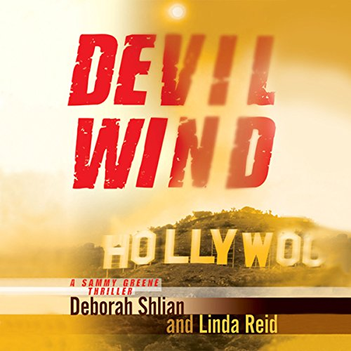Devil Wind audiobook cover art