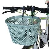 KONFA El Carro De La Bicicleta Plegable De Malla De Plástico Que Cuelga La Bici De Montaña Bolsa del Color De Accesorios Opcionales Trasero Plegable,Verde