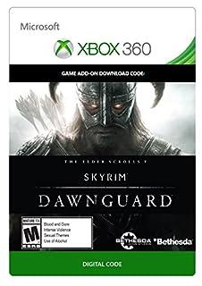 The Elder Scrolls V: Skyrim: Dawnguard - Xbox 360 Digital Code (B00O97TL1Y) | Amazon price tracker / tracking, Amazon price history charts, Amazon price watches, Amazon price drop alerts