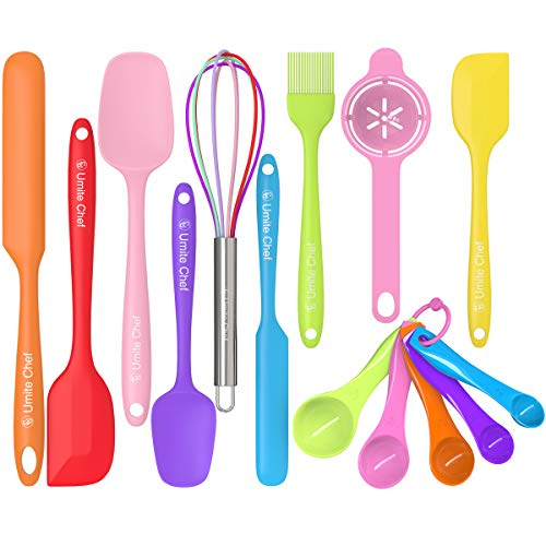 Silicone Spatula 14-piece Set | Amazon.com