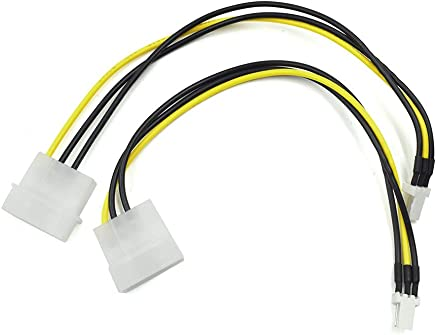IDC 40 80 Conductor 18 inch GOWOS 4 Pack 2 Device Ultra ATA 100//133 IDE Cable